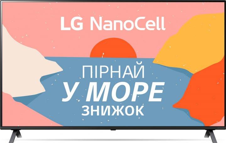 Телевизор LG 65NANO806NA - изображение 1