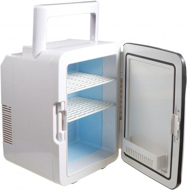 Мини-холодильник для автомобиля Supretto 10 л Белый (6021-0001) - изображение 1