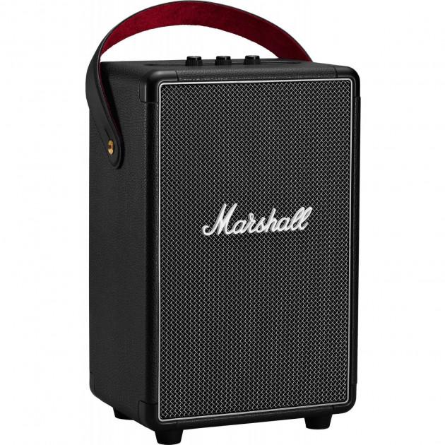 Marshall Portable Speaker Tufton Black (1001906) - зображення 1