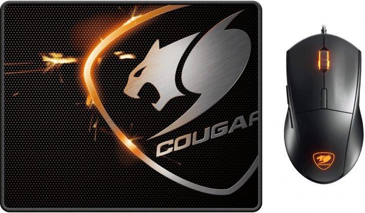 Мышь Cougar Minos XC USB Black - изображение 1