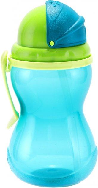 Поильник Canpol Babies 370 мл Голубой (56/113_blu) - изображение 1