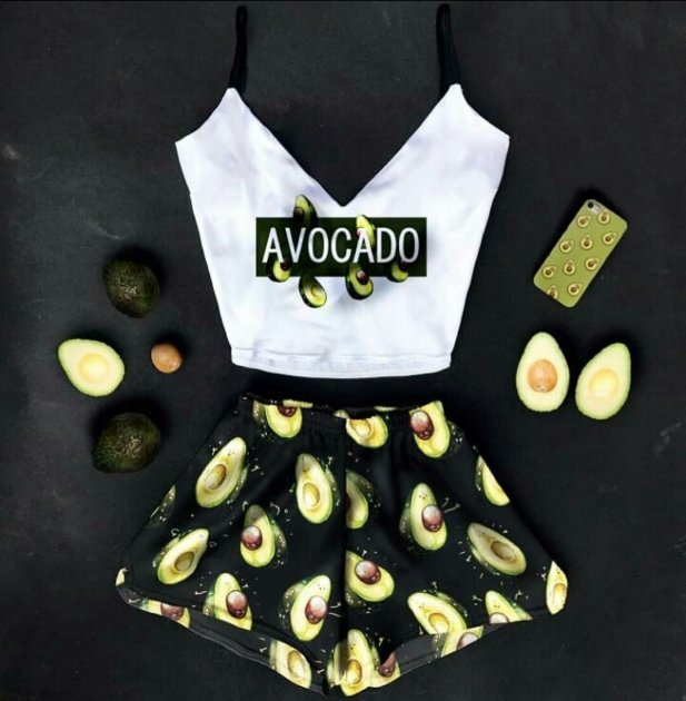 Пижама женская Lingerie Авокадо M - изображение 1