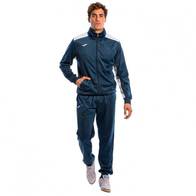 Спортивный костюм Joma CHANDAL ACADEMY 101096.302 цвет: синий/белый, размер 5XS - изображение 1