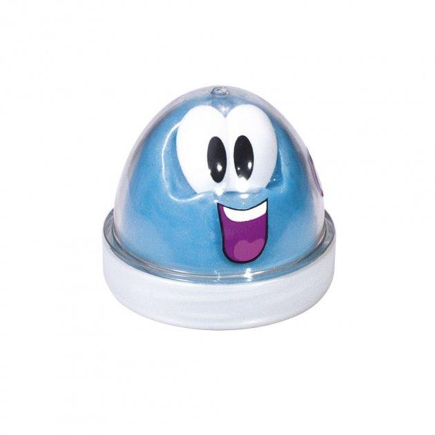 Пластилин для детской лепки Genio Kids Smart Gum ароматный Синий (HG02-2) (4814723002700-2) - изображение 1