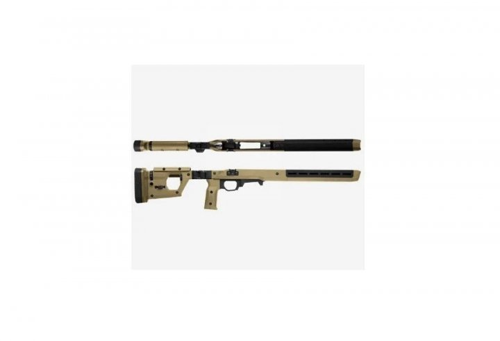 Ложа Magpul PRO 700 для Remington 700 Short Action. Колір - пісочний - зображення 1