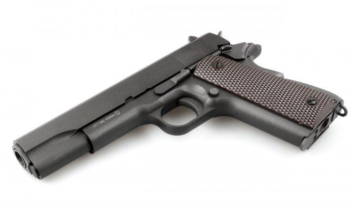Пневматический пистолет KWC Colt 1911 KMB-76AHN - зображення 1