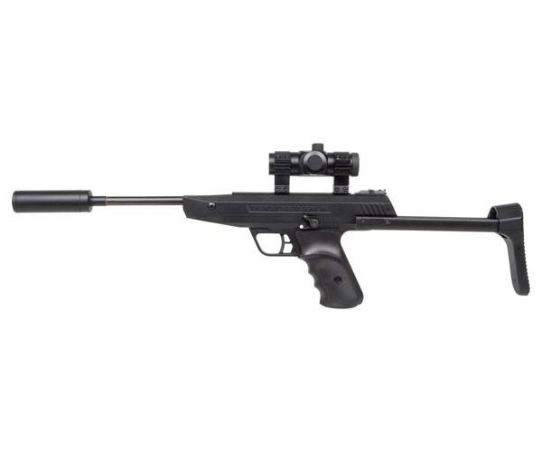 Пістолет пневматичний Diana LP8 Magnum Tactical - зображення 1