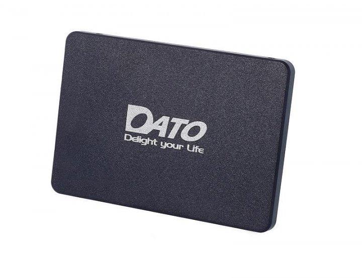"Накопитель SSD 120GB Dato DS700 2.5"" SATAIII TLC DS700SSD-120GB - изображение 1"