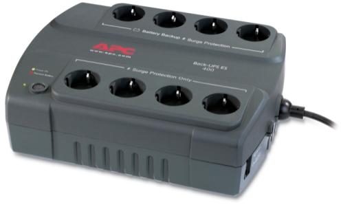 ИБП APC Back-UPS ES 400VA (BE400-RS) - изображение 1
