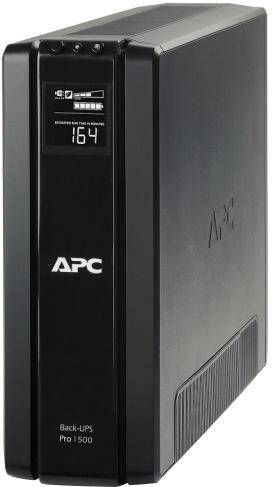 APC Back-UPS Pro 1500VA CIS (BR1500G-RS) - изображение 1