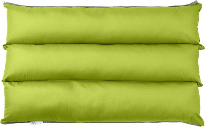 Подушка трансформер для отдыха IDEIA 55х70 Салатовая (4820227284771)