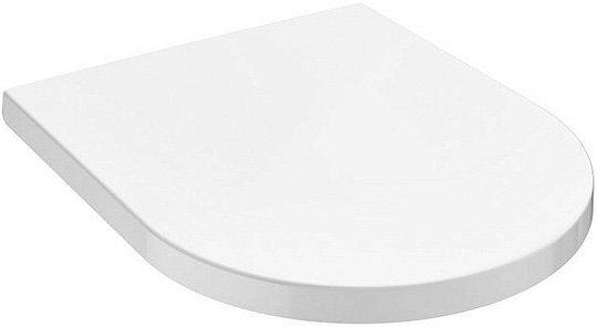 Сидіння для унітаза AM.PM Spirit v2.0 Slim Wrap-Over C707858WH Soft Close - зображення 1