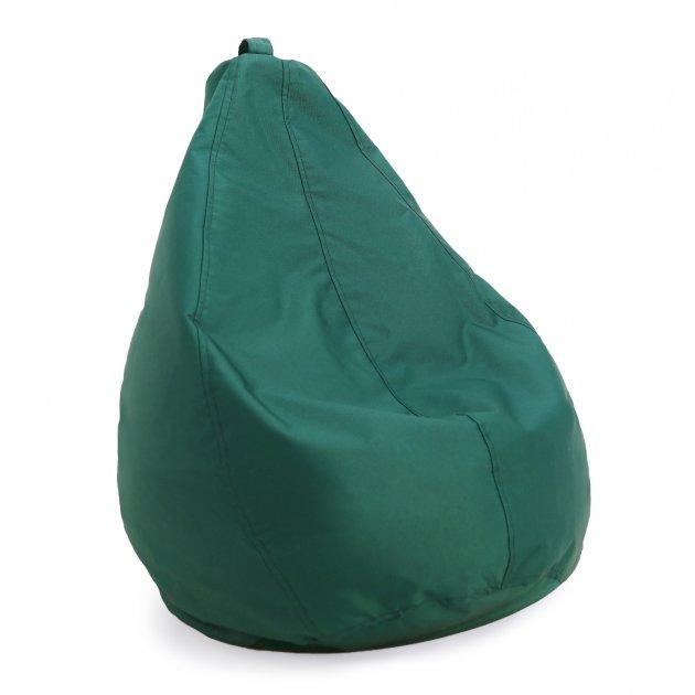 Крісло груша мішок дитяче Prolisok зелений 60х80 (S) Oxford 600d PU - зображення 1