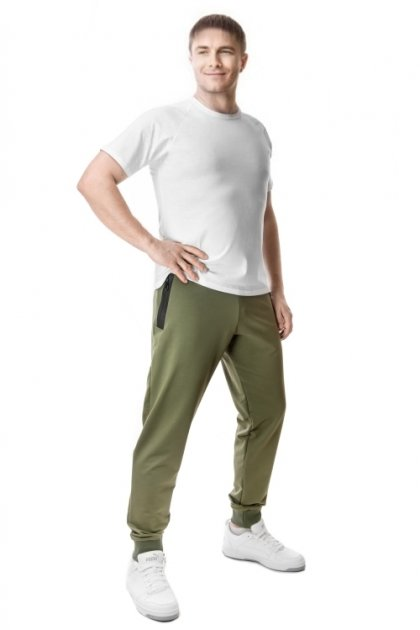Спортивні штани AndreStar Andrestar №1 Темно-синій M (7615) - зображення 1