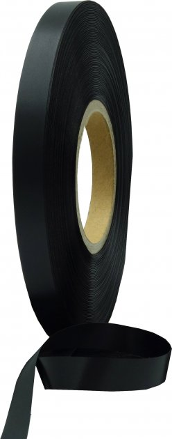 Лента полиэстер Tama PRF600 15 мм x 200 м Черная (13114)