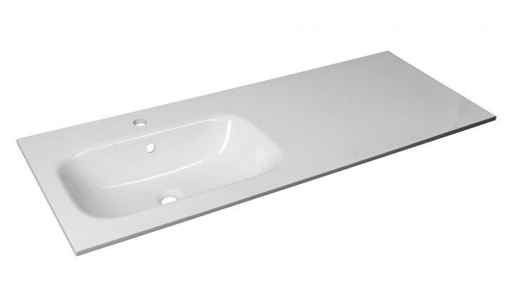 Умывальник для ванной комнаты Bulsan ZEN 1205x460х140 левый - изображение 1