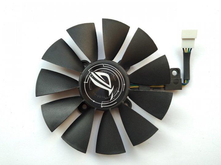 Вентилятор PowerLogic для видеокарты ASUS STRIX PLD09210S12HH (T129215SU) (№116.1) - изображение 1