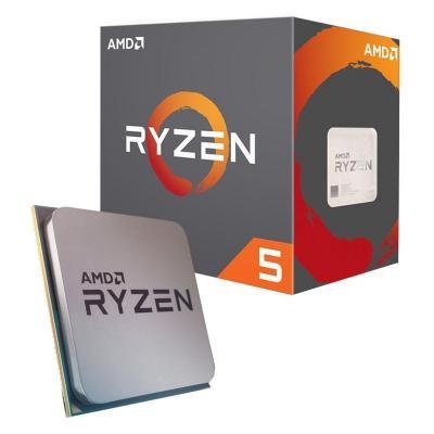 Процессор AMD Ryzen 5 2600 (YD2600BBAFBOX) - изображение 1