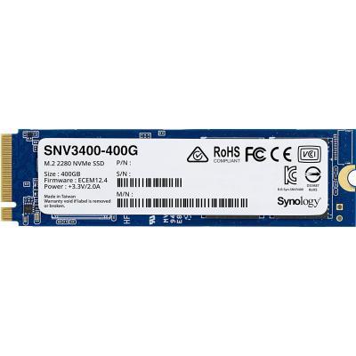 Накопитель SSD M.2 2280 400GB Synology (SNV3400-400G) - изображение 1