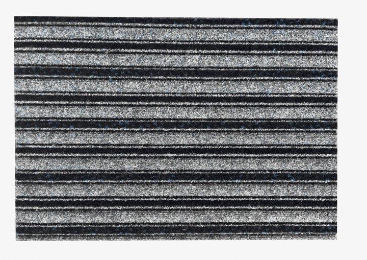 Брудозахисний килимок VEBE ДЕБОМАТ 60х40 см Сірий - зображення 1