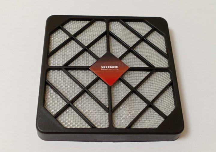 Пиловий фільтр Xilence XP-FF92.B для вентиляторів діаметром 92мм - зображення 1