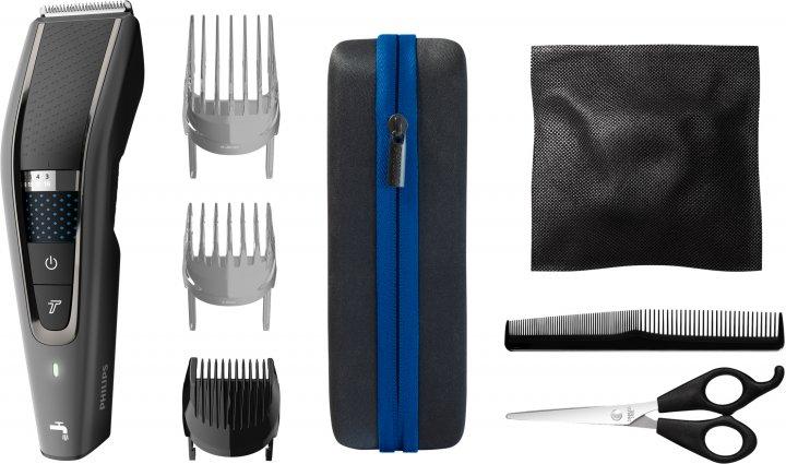 Машинка для стрижки волос PHILIPS Hairclipper series 7000 HC7650/15 - изображение 1