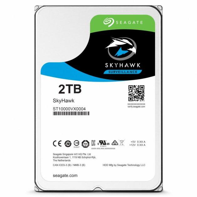 """Жорстку диск 3.5"""" 2TB Seagate (ST2000VX008) - зображення 1"""