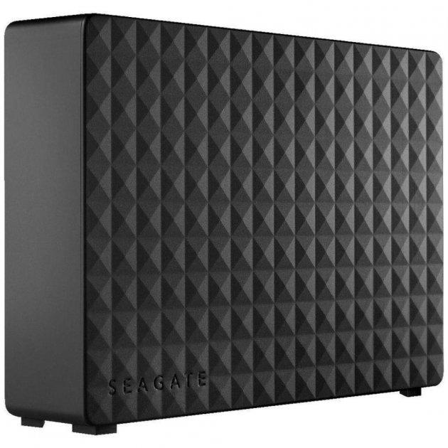 """Зовнішній жорсткий диск 3.5"""" 10TB Seagate (STEB10000400) - изображение 1"""