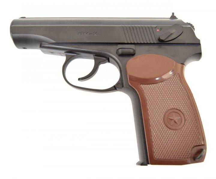 Пистолет пневматический Borner РМ-Х - изображение 1