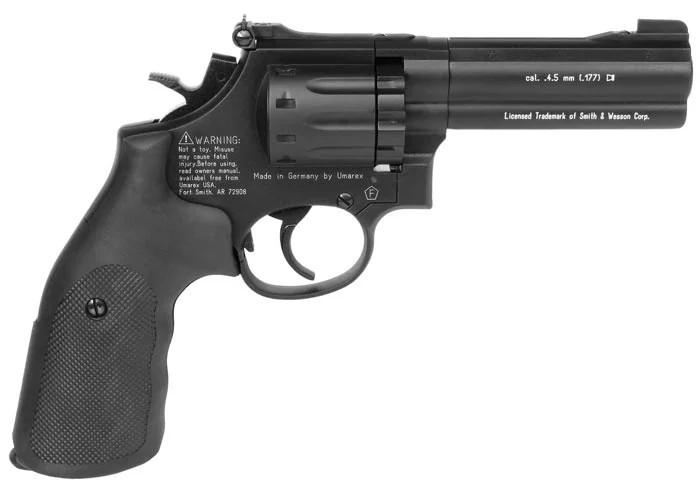 """Пневматичний пістолет Umarex Smith&Wesson Mod. 586 4"""" - зображення 1"""