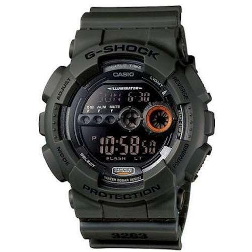 Часы Casio GD-100MS-3ER - изображение 1