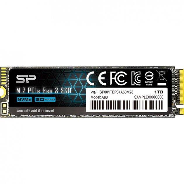 Silicon Power SP001TBP34A60M28 (SP001TBP34A60M28) - зображення 1