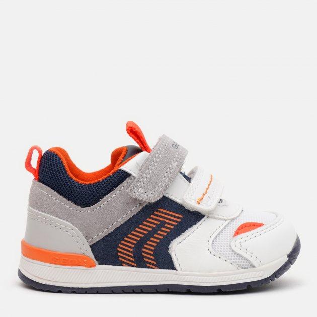 Кросівки дитячі Geox B150RB-08514-C0899 22 14.7 см Різнобарвні (8054730998504) - зображення 1
