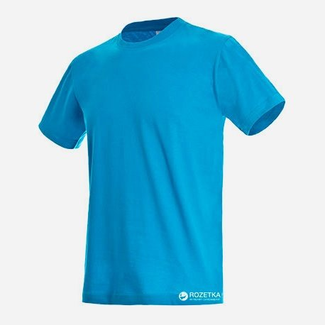 Футболка Stedman ST2000-OCB L Синее море (4043738418507) - изображение 1