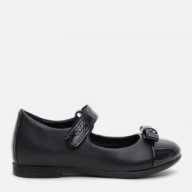 Туфли кожаные детские ECCO Audrey 780562(01001) 27 (809704478746)_3168653 - изображение 1
