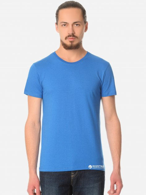 Футболка НатаЛюкс 11-1312 M Синяя (1113129405021) - изображение 1