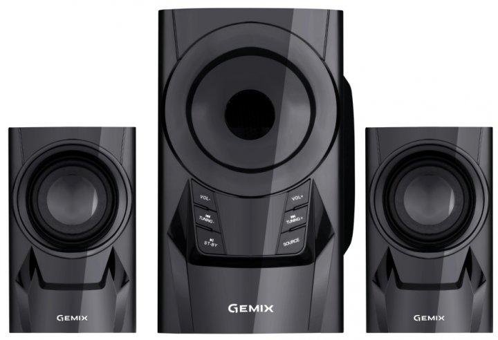 Акустична система Gemix SB-150BT Black - зображення 1