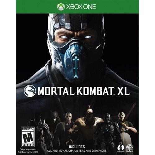 Mortal Kombat XL XBox One (З російськими субтитрами) - зображення 1