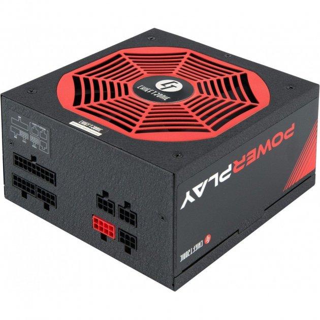 Chieftec Chieftronic Powerplay Gold GPU-650FC 650W - изображение 1
