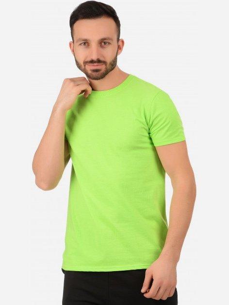 Футболка Gildan gi64000li Softstyle S Лайм (5000000087861) - изображение 1