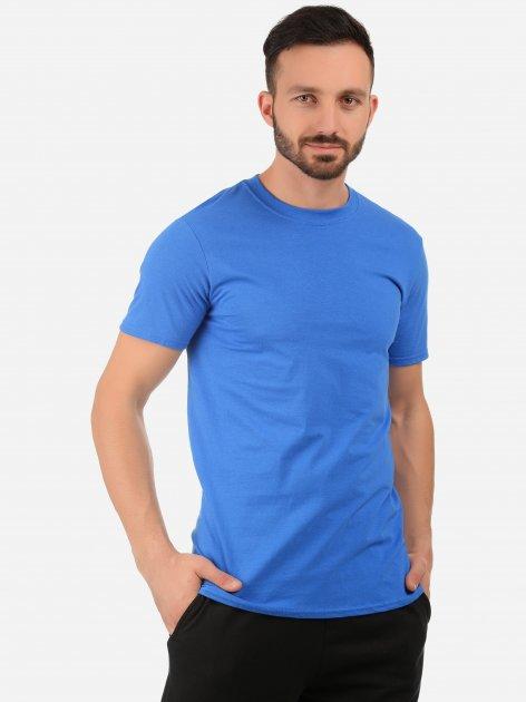 Футболка Gildan gi64000ro Softstyle L Ярко-синяя (5000000087907) - изображение 1