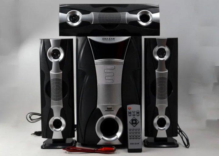 Акустическая система с сабвуфером 3.1 Era E-Q3L 60W - зображення 1