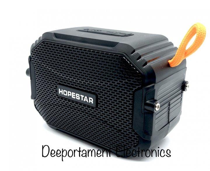 Портативная Bluetooth колонка HOPESTAR T8 (черный) - изображение 1