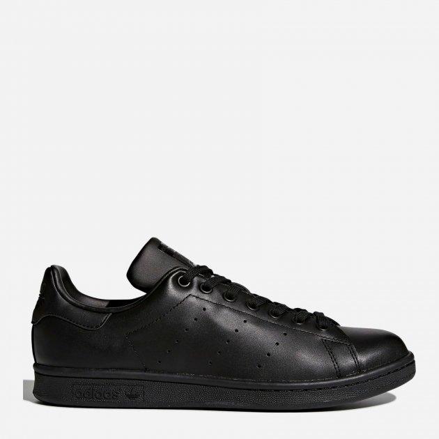 Кеды Adidas Originals Stan Smith M20327 55 (19UK) 37.5 см Black1/Black1/Black1 (4055008169712) - изображение 1