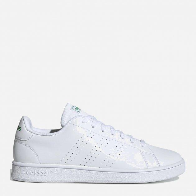 Кеды Adidas Advantage Base EE7690 40.5 (8UK) 26.5 см Ftwr White (4061615492624) - изображение 1