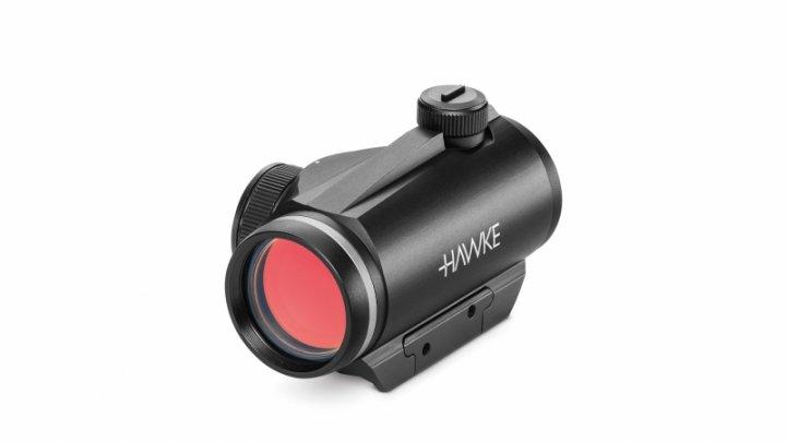 Прицел коллиматорный Hawke Vantage 1x30 Weaver 3 MOA Dot (12104) - изображение 1
