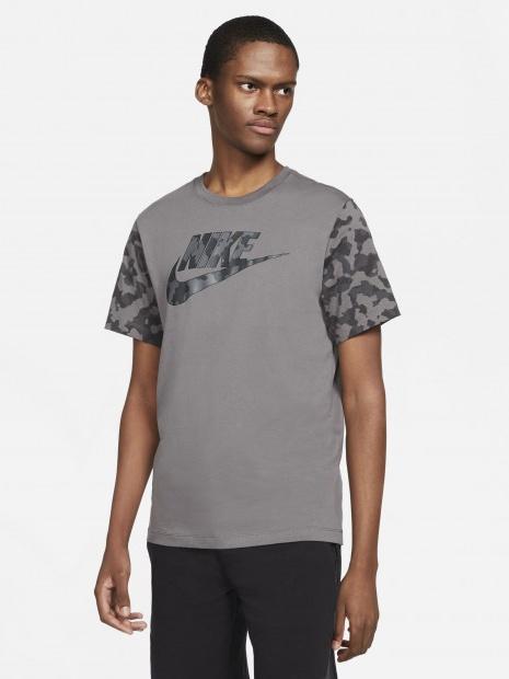 Футболка Nike M Nsw Tee Futura Club Fill DA0325-068 XL (194502426694) - изображение 1
