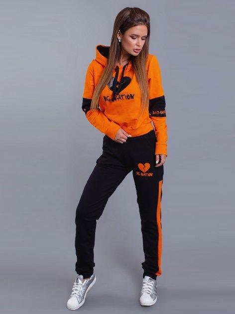 Спортивный костюм MA Original 2-1363 46 Оранжевый (2000000432823) - изображение 1