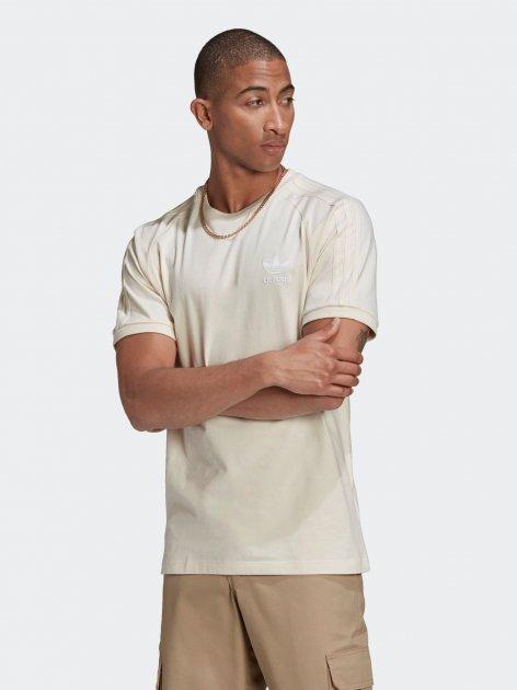 Футболка Adidas 3-Stripes T Nd GN4187 L Nondye (4064045888210) - изображение 1