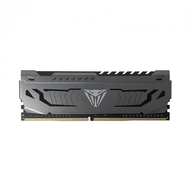 Модуль памяти DDR4 16GB/3200 Patriot Viper Steel Gray (PVS416G320C6) - изображение 1
